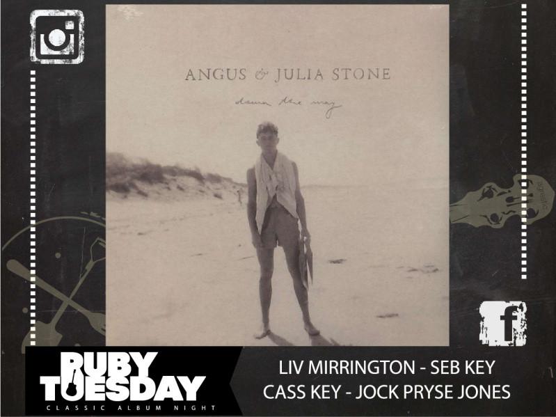 Ruby Tuesday - Angus and Julia Stone