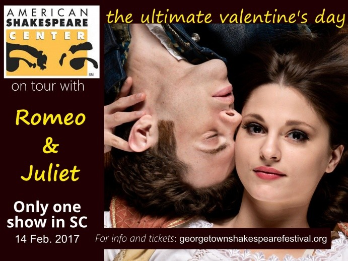 Romeo & Juliet  (Am. Shakespeare Center) Event tickets - The Georgetown School