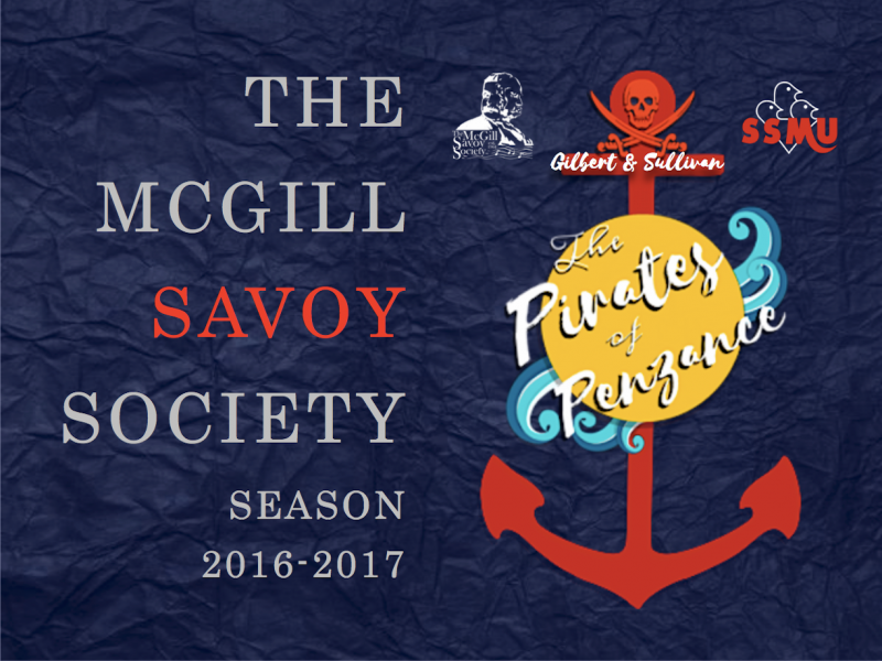 The Pirates of Penzance Event tickets - McGill Savoy Society