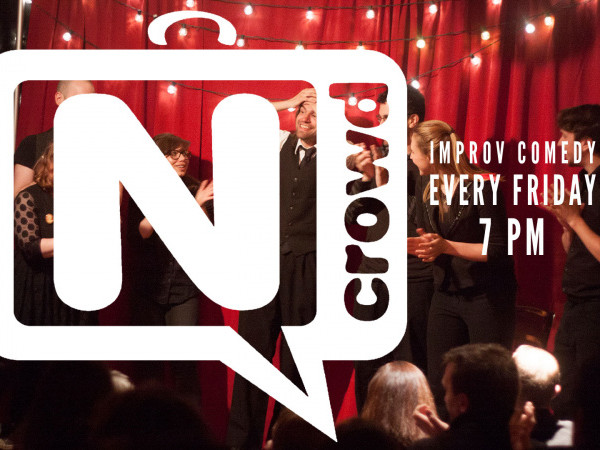 The N Crowd Event tickets - Good Good Comedy Theatre