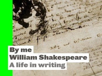 By me William Shakespeare Event tickets - By Me William Shakespeare