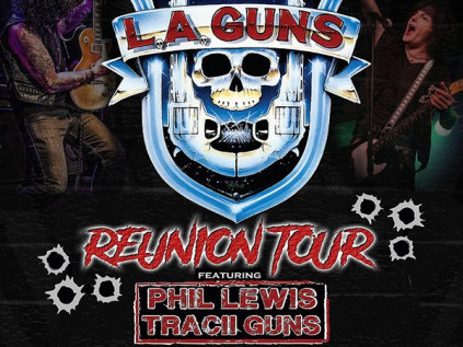 OUTDrejas with L.A. Guns at Big Shots Event tickets - OUTDrejas