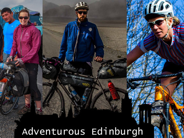 Adventurous Edinburgh Event tickets - Bikepacking Scotland