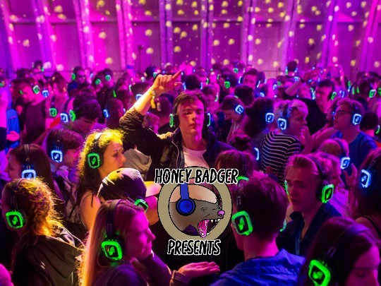 SILENT DISCO TIME MACHINE