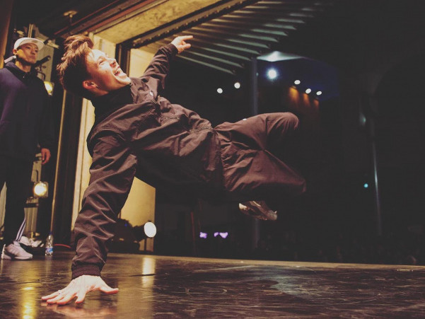 Top 8 - Workshop with Barry Burke Event tickets - Dance Limerick