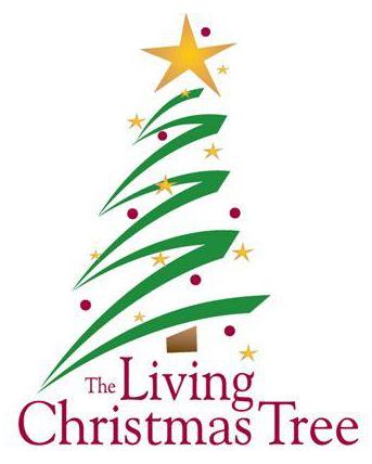College Church Living Christmas Tree