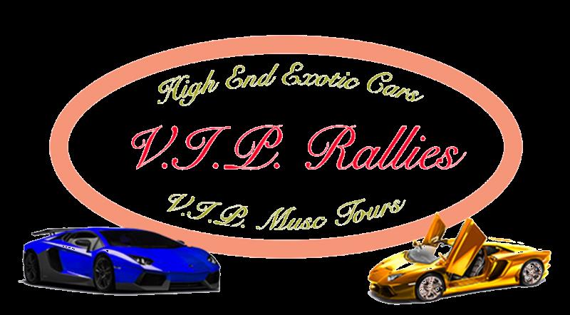 V.I.P. Rallies Registration