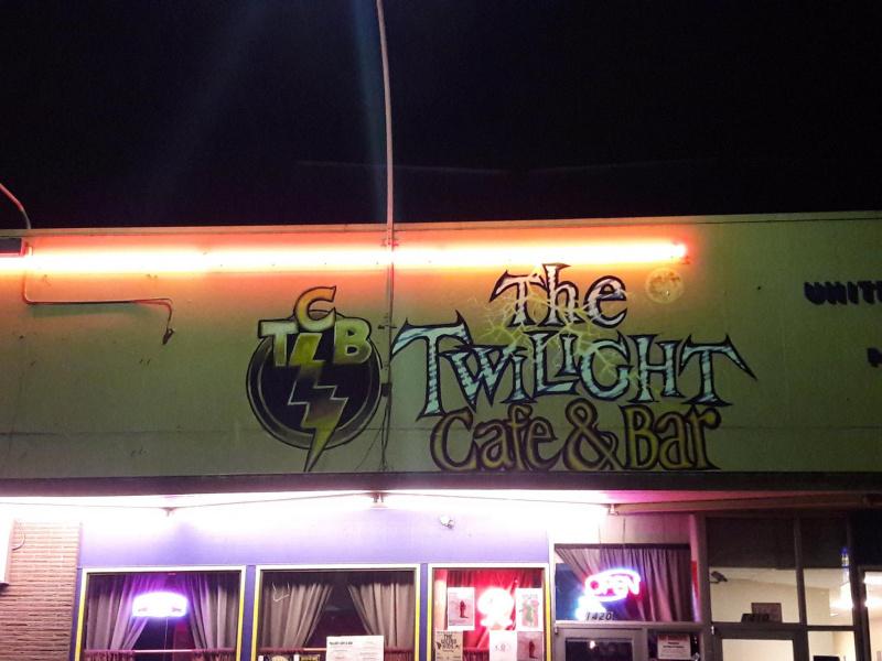Twilight Cafe and Bar