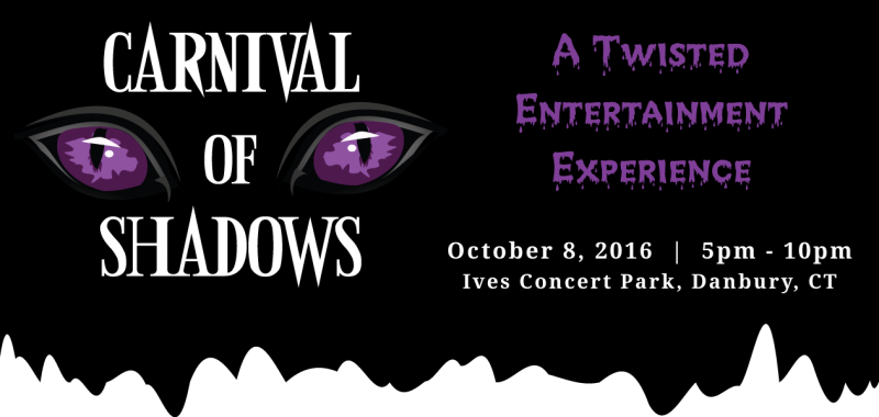 Carnival of Shadows Event tickets