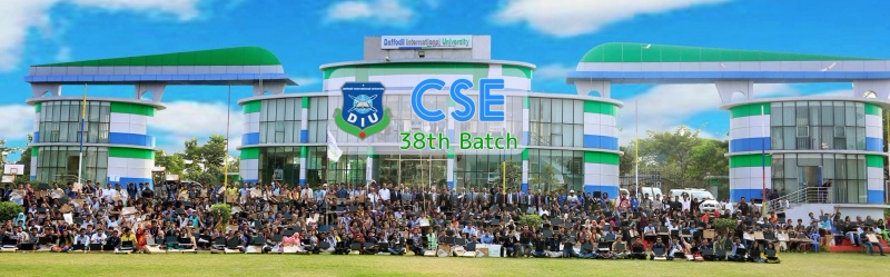 2nd Year Celebration-DIU_CSE_38th Batch Event tickets