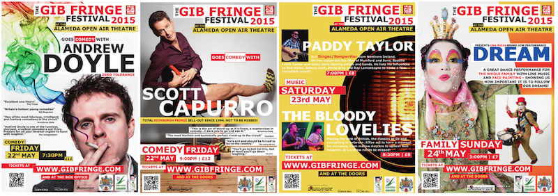 The GIB Fringe Event tickets