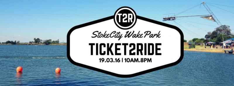 2016 Ticket2RideSA Event tickets