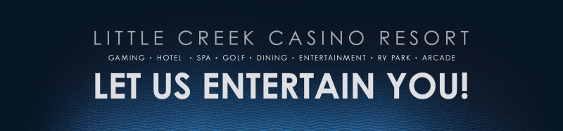 Little Creek Casino Event & Concert tickets