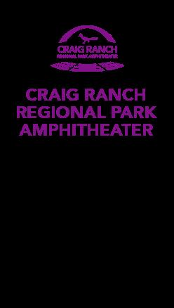 Craig Ranch Regional Park Amphitheater Event & Concert tickets