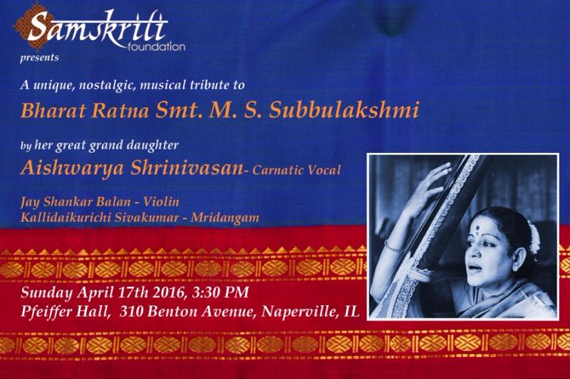 Samskriti Foundation Event tickets
