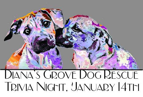 Diana's Grove Dog Rescue Event tickets