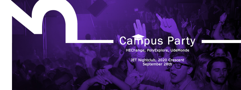 ** CAMPUS PARTY ** Event tickets