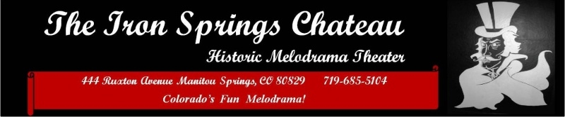 Iron Springs Chateau Event & Concert tickets