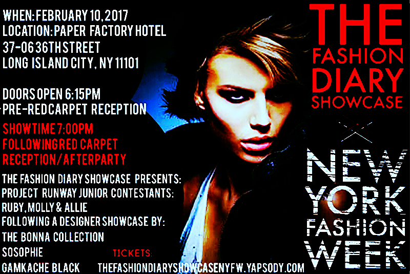 The Fashion Diary Event tickets