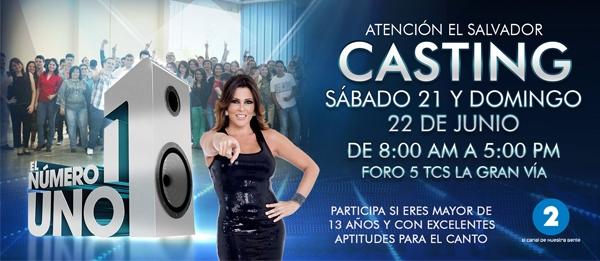 TELECORPORACION SALVADOREÑA - EL NUMERO UNO Event tickets