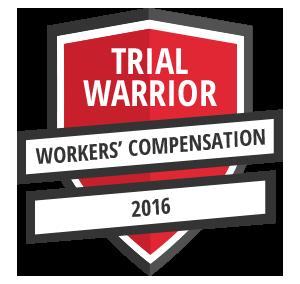 James Martin Trial Warrior WC 2016