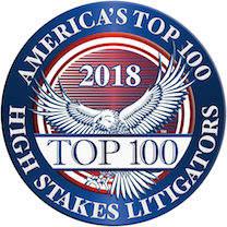 Attorney Michael Goetz America's Top 100 High Stakes Litigations 2018