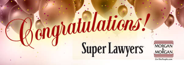 40 Morgan & Morgan Attorneys in Florida and Georgia Included on 2016 Super Lawyers List Hero Image