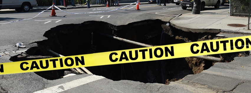 Florida Sinkhole Safety Checklist: What You Need to Know About Sinkholes Before Moving to The Villages Hero Image