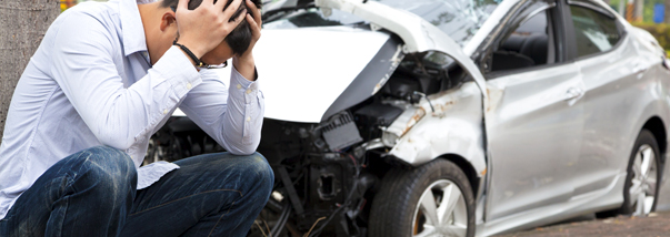 What to Do Immediately Following a Car Crash Hero Image