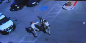 Metro Police Shooting briefing
