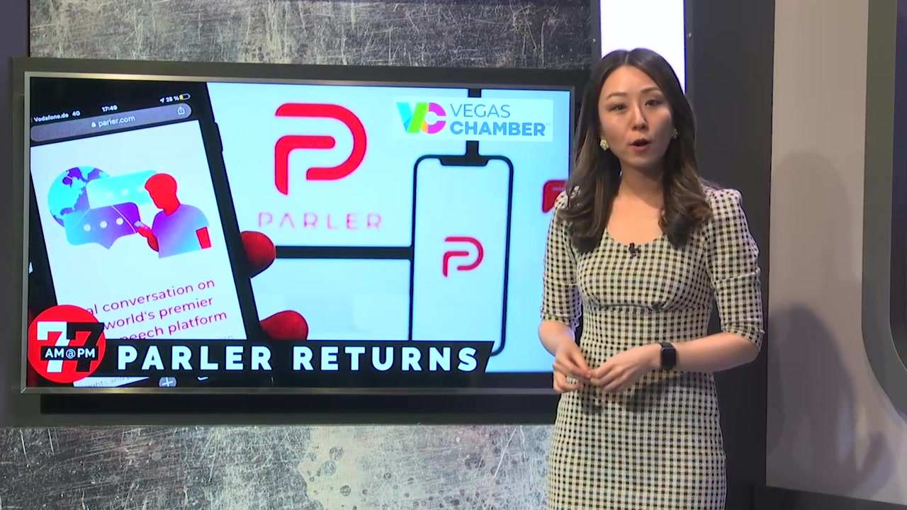 7 @ 7PMParler App Relaunches