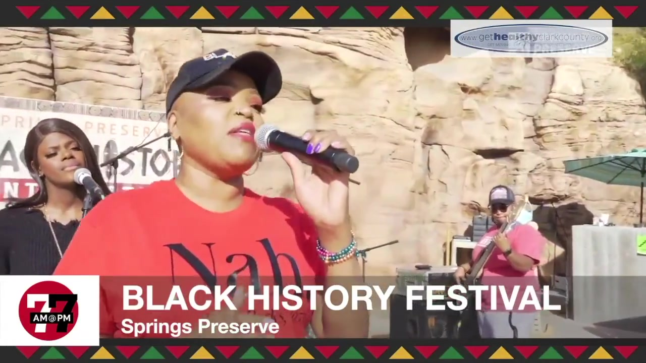 7@7AM Black History Festival