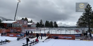 7@7PM Golden Knight's will play Outdoor game on Lake Tahoe