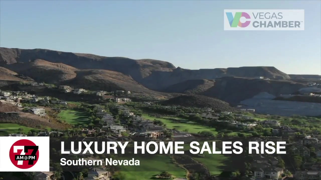 7@7AM Luxury Home Sales Rise