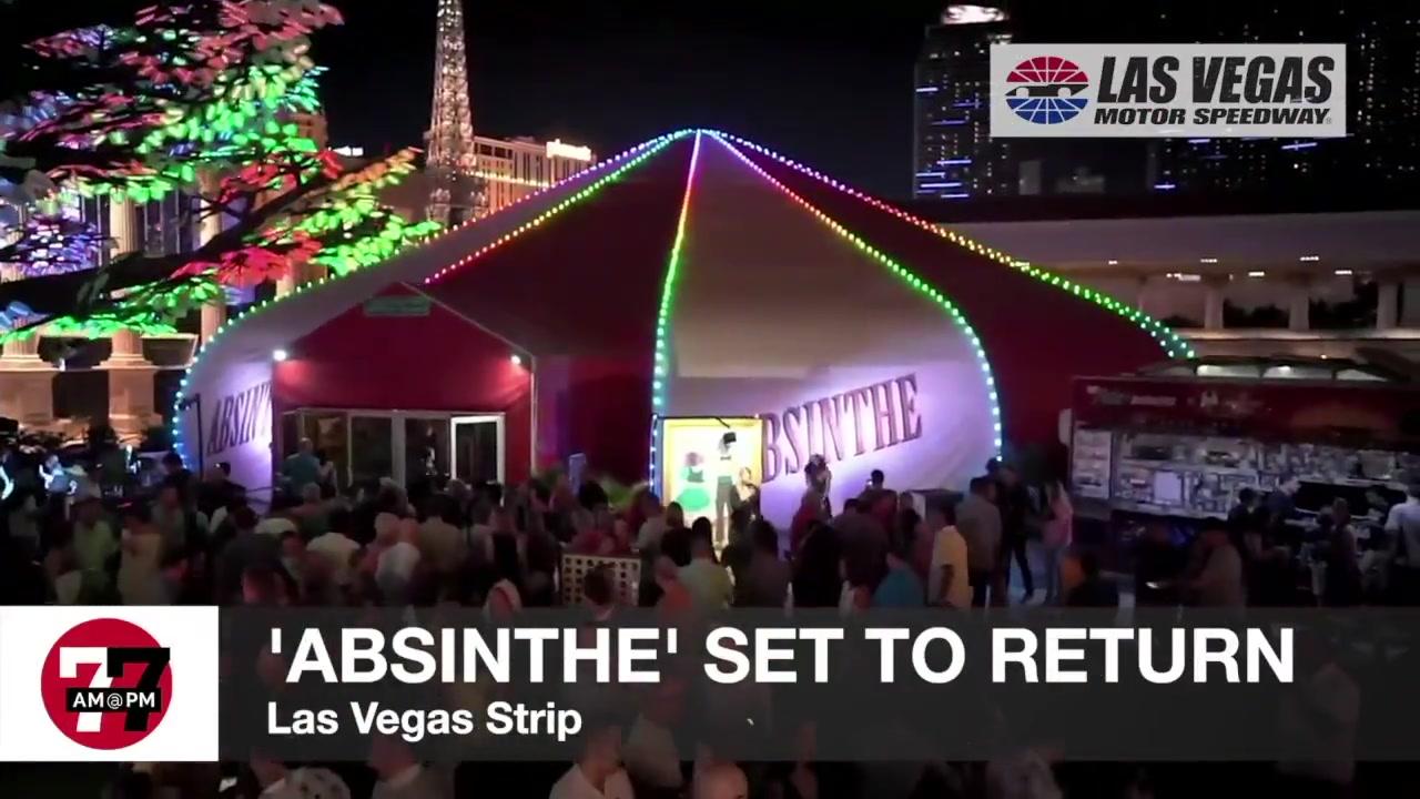 7@7AM Absinthe Set To Return