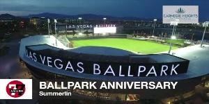 7@7AM Las Vegas Ballpark Anniversary
