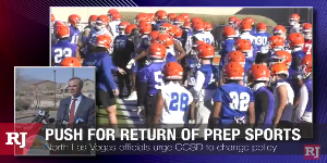 Push For Return Of Prep Sports