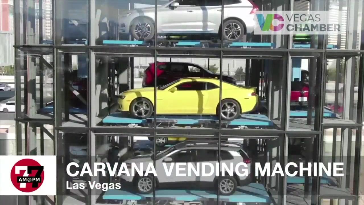 7@7AM Carvana Vending Machine