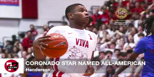 7@7AM Coronado Star Named All American