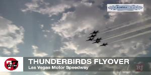 7@7AM Thunderbirds Flyover