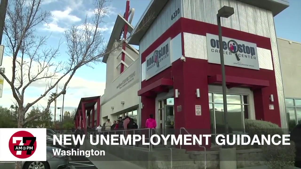 7@7AM New Unemployment Guidance
