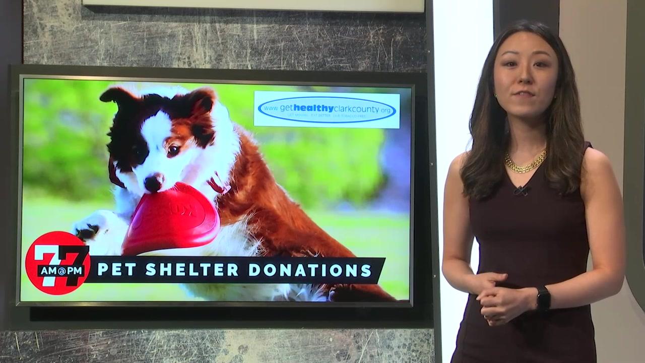 7@7PM Pet Donation Drive