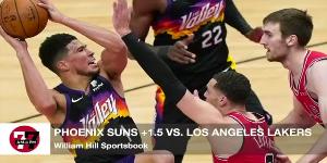 7@7AM Suns vs. Lakers