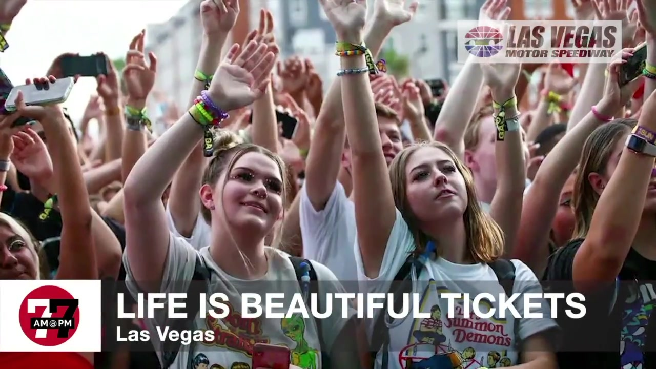 7@7AM Life Is Beautiful Tickets