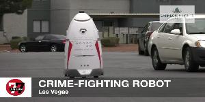 7@7AM Crime Fighting Robot