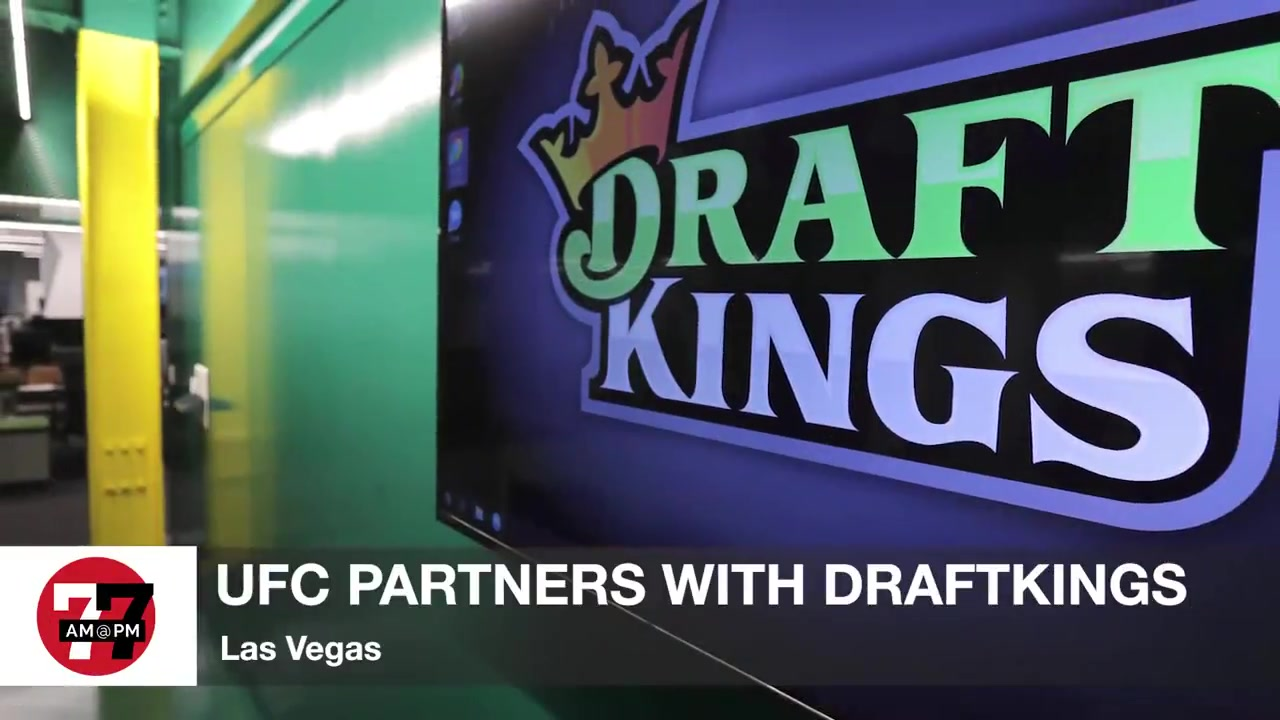 7@7PM UFC Partners with Draft Kings
