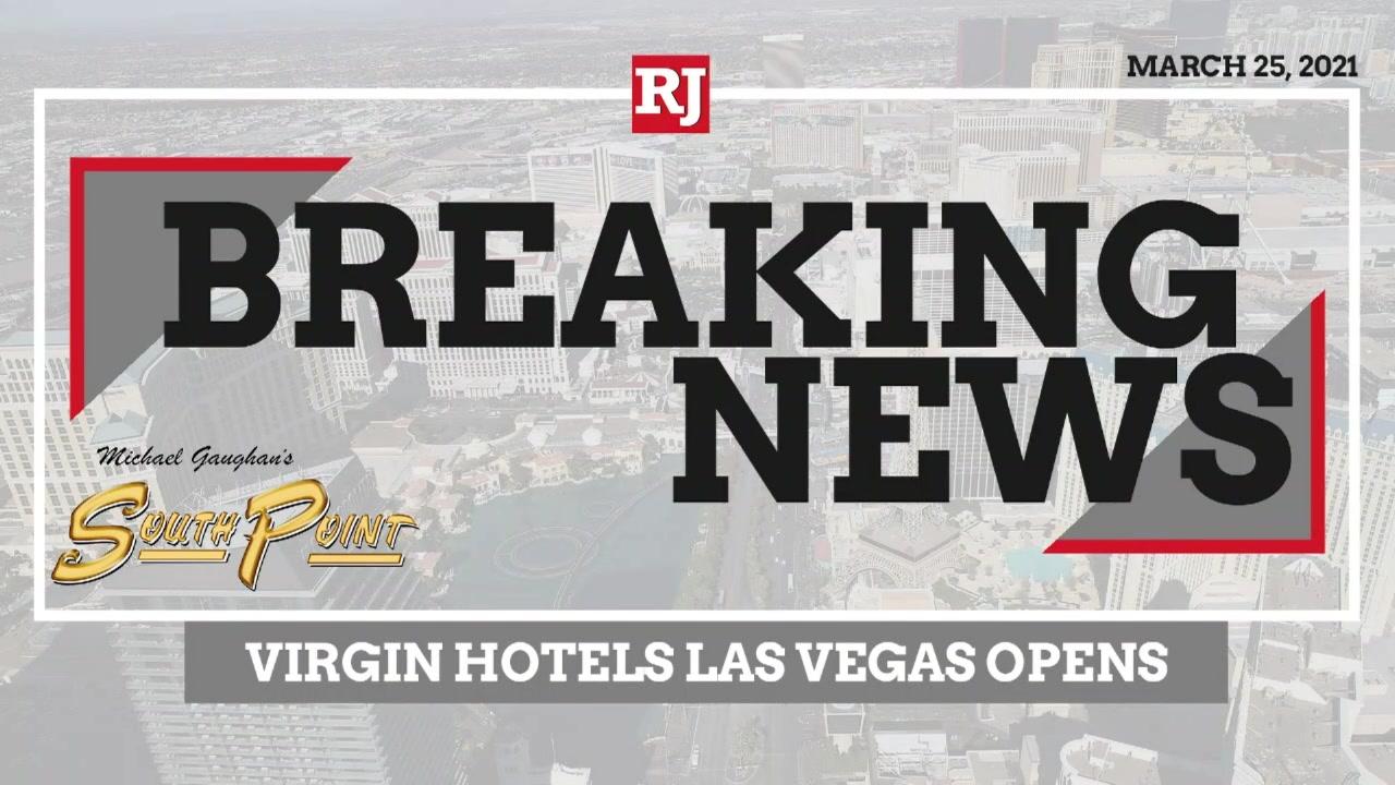 Virgin Hotels makes long-awaited debut in Las Vegas