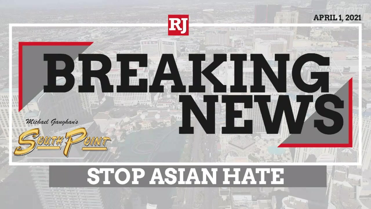 Stop Asian Hate Event in Chinatown