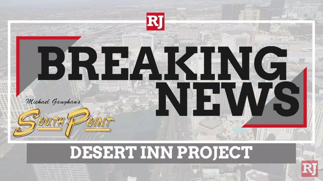 Desert Inn Road project begins