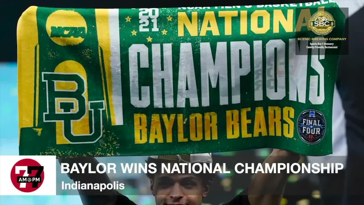 7@7AM Baylor Wins National Championship